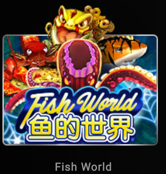 fish world joker123